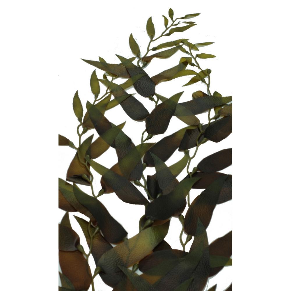 Растение шелковое, морские водоросли 40 см