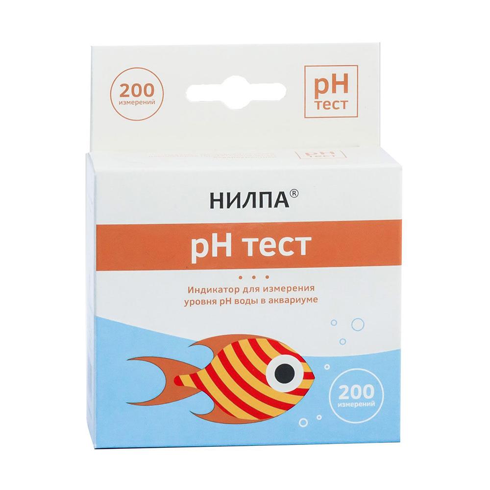Тест НИЛПА на pH (4.5-10.0) 200 измерений