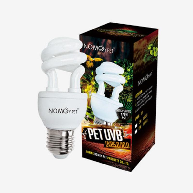 Лампа NomoyPet UV 10.0 13 вт для рептилий