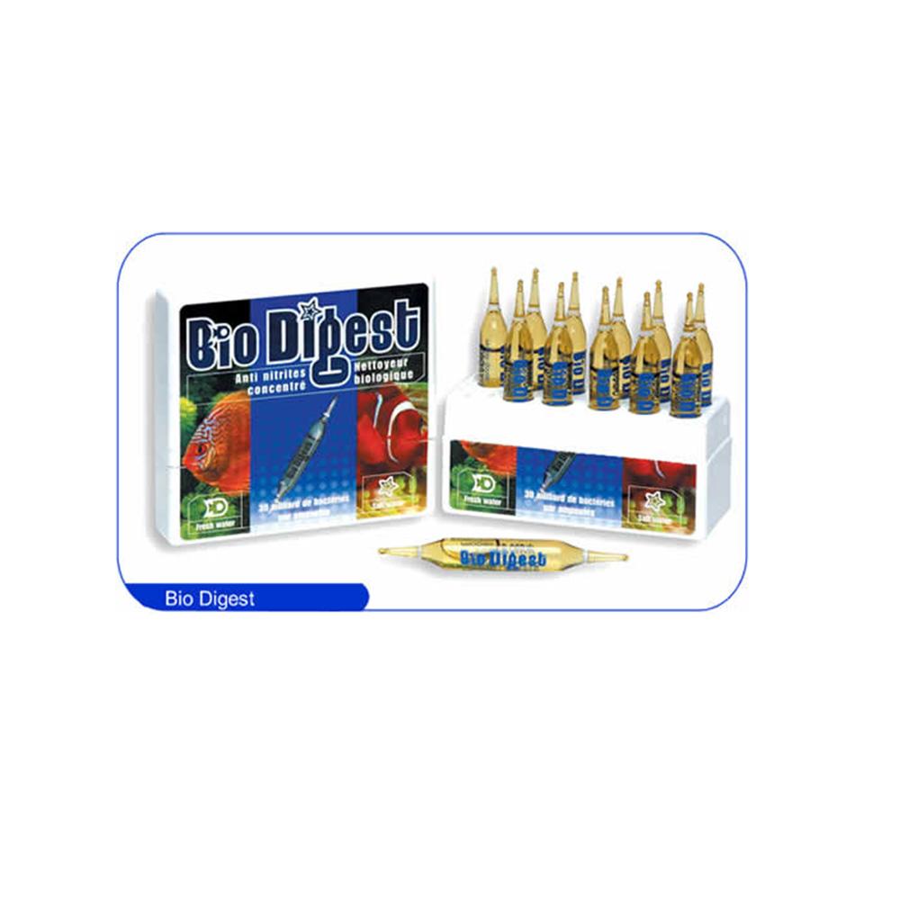 Гиперконцентрированный бактериальный препарат Prodibio Bio Digest 12 ампул