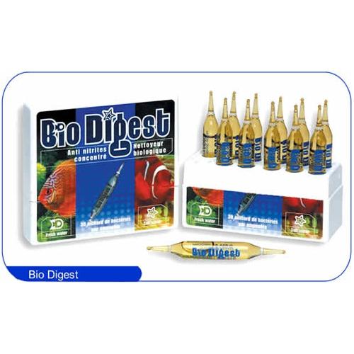 Гиперконцентрированный бактериальный препарат Prodibio Bio Digest 30 ампул