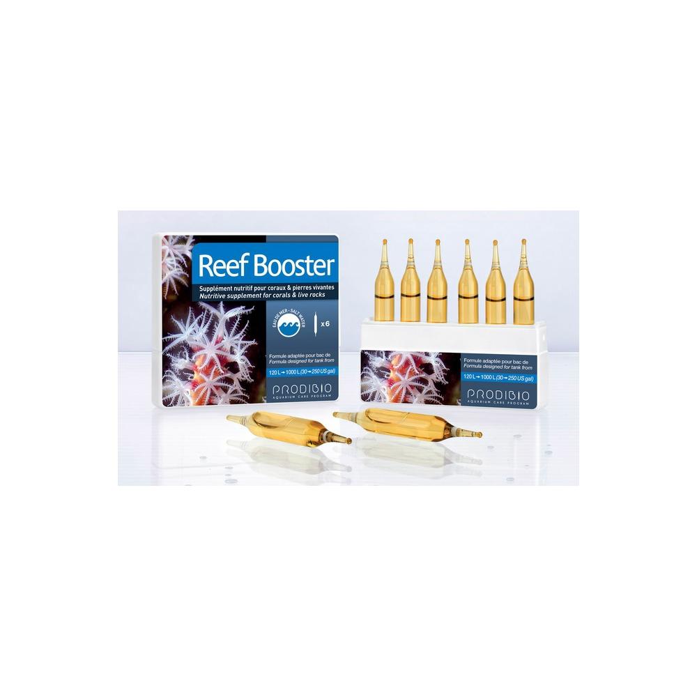 Препарат Prodibio REEF BOOSTER стимулирующий рост и развитие кораллов 6 ампул