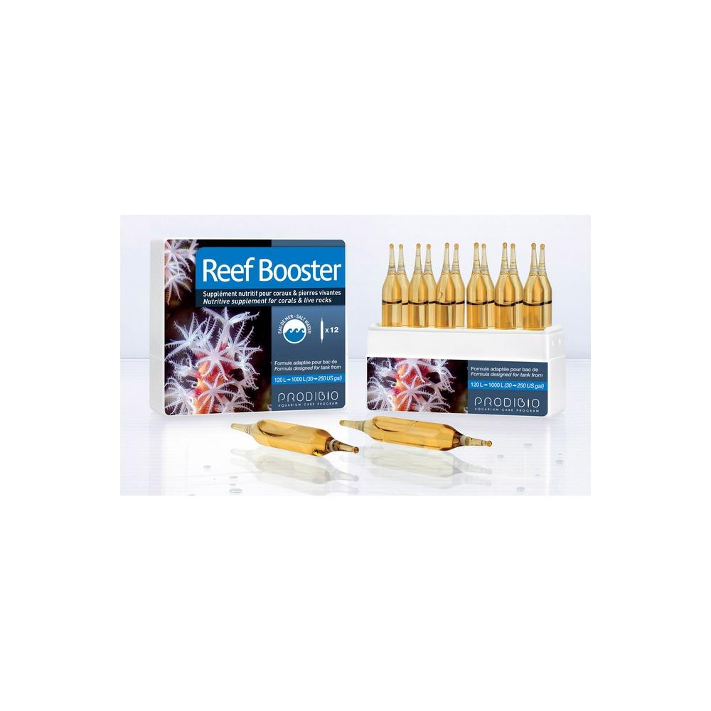 Препарат Prodibio REEF BOOSTER-2 стимулирующий рост и развитие кораллов 12 ампул