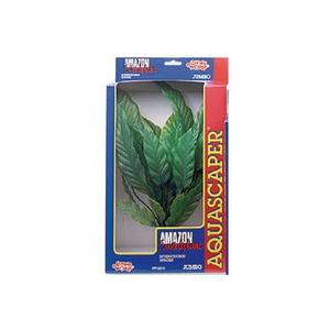 Растение пластиковое Hagen зеленое Амазонка джумбо