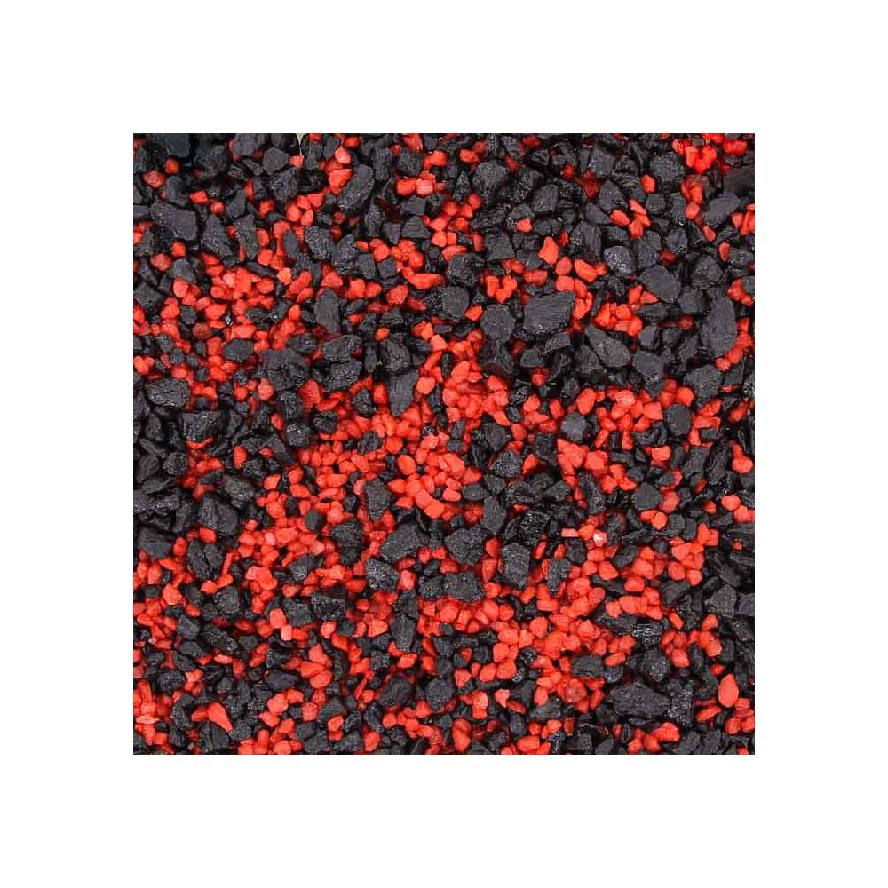 Грунт PRIME Бордо+Черный 3-5мм 2,7кг