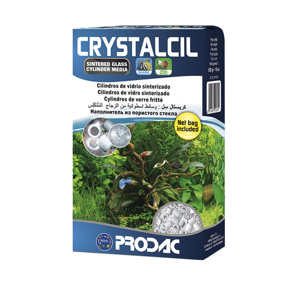 Кольца керамические PRODAC Crystalcil 500г 1л
