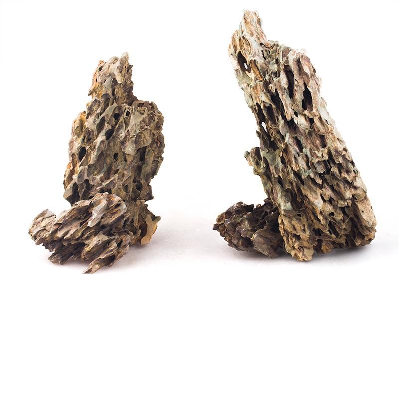 Декорация природная PRIME Камень дракон S 10-20 см
