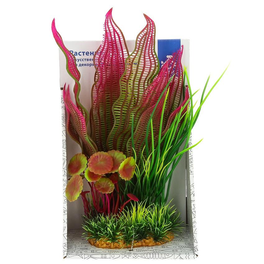 Композиция из пластиковых растений 20см PRIME PR-60211