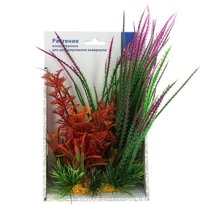Композиция из пластиковых растений 20 см PRIME PR-60212