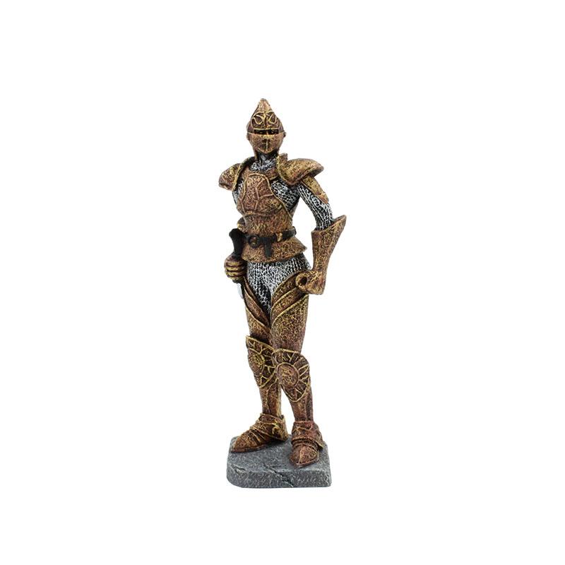 Декорация пластиковая PRIME Рыцарь Воительница 7*5,5*15,5 см