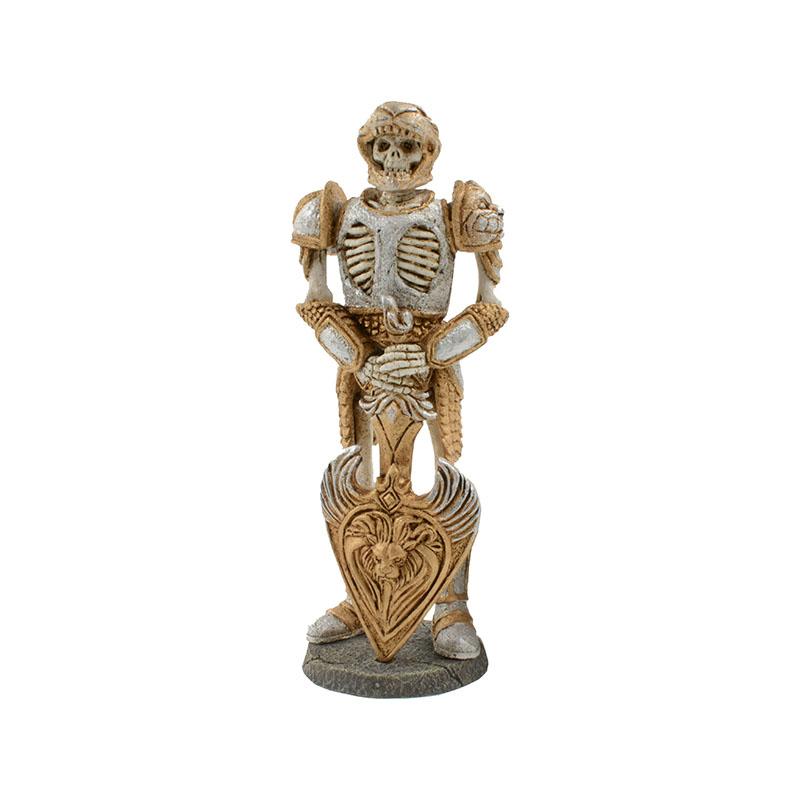 Декорация пластиковая PRIME Рыцарь Скелетрон 6,5*5,5*15,5 см