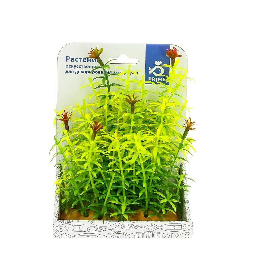 Растение пластиковое PRIME Гигрофила 15 см