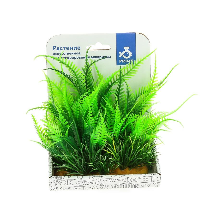 Растение пластиковое PRIME Папоротник 15 см