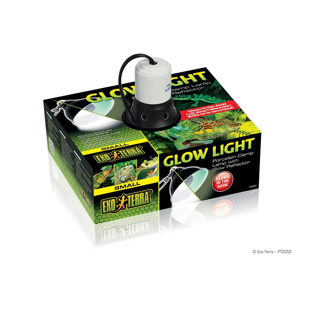 Светильник для террариума EXO TERRA Glo Light для ламп накаливания