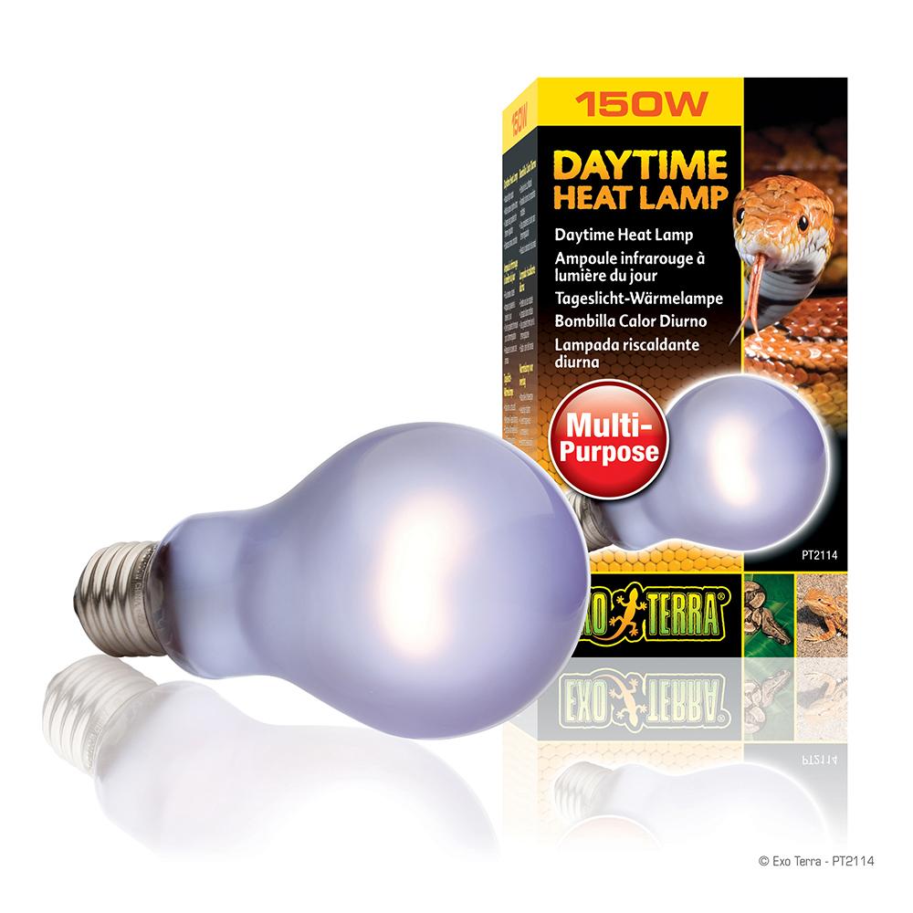 Лампа Hagen EXO TERRA Sun Glo 150Вт неодимиевая рассеянный свет R67