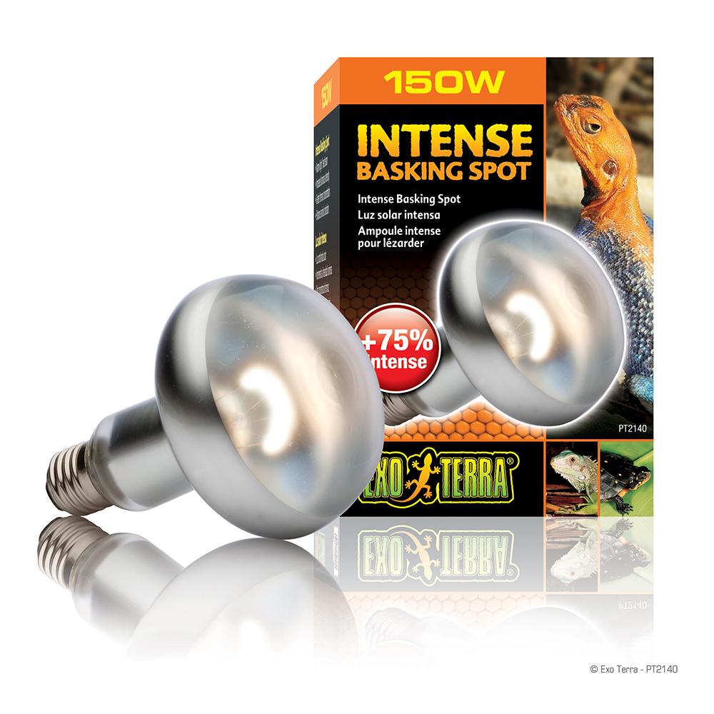 Лампа Hagen EXO TERRA Sun Glo Tight Beam 150Вт неодим. напр. свет +35%
