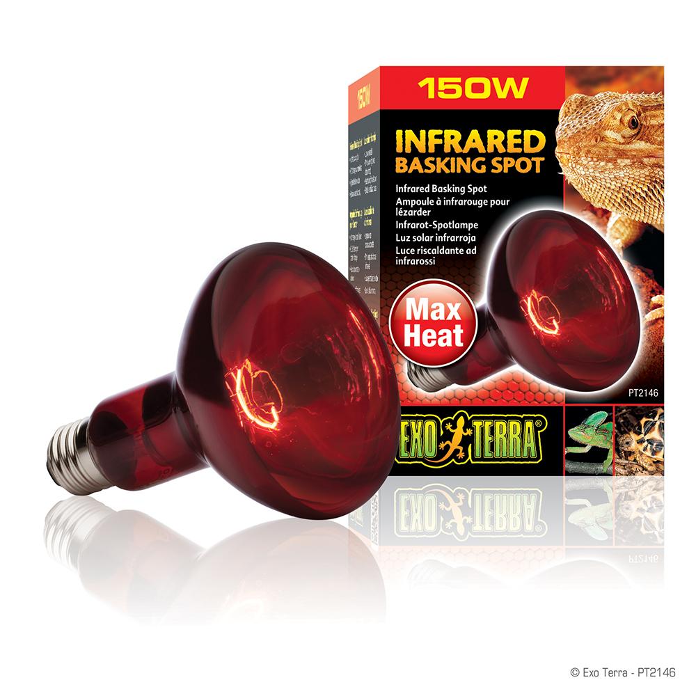 Лампа Hagen EXO TERRA Heat Glo Infrared 150Вт
