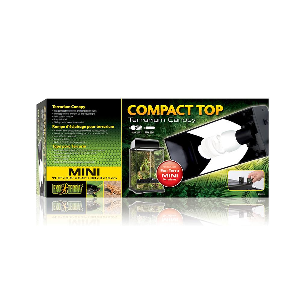 Светильник для террариума HAGEN Compact Top 30*9*15 см