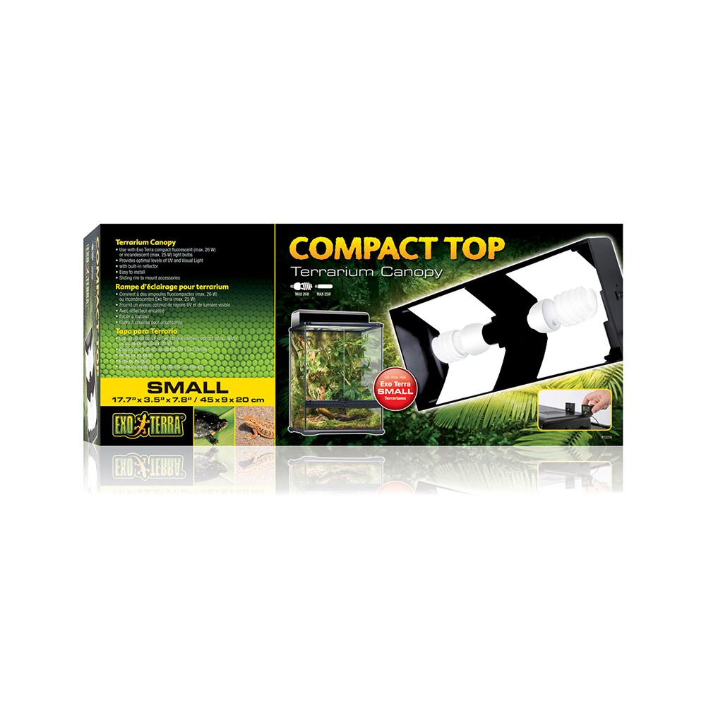 Светильник для террариума HAGEN Compact Top 45*9*20 см