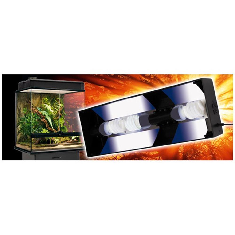Светильник для террариума HAGEN Compact Top 60*9*20 см
