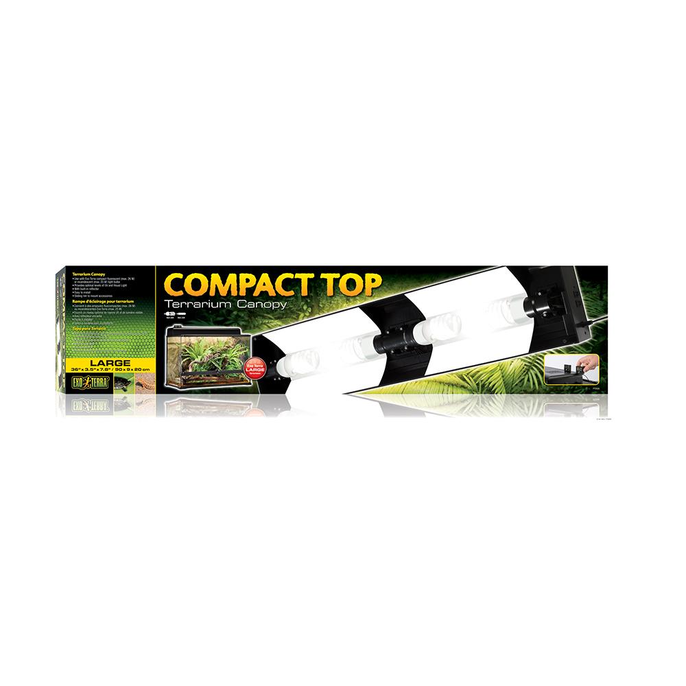 Светильник для террариума HAGEN Compact Top 90*9*20 см