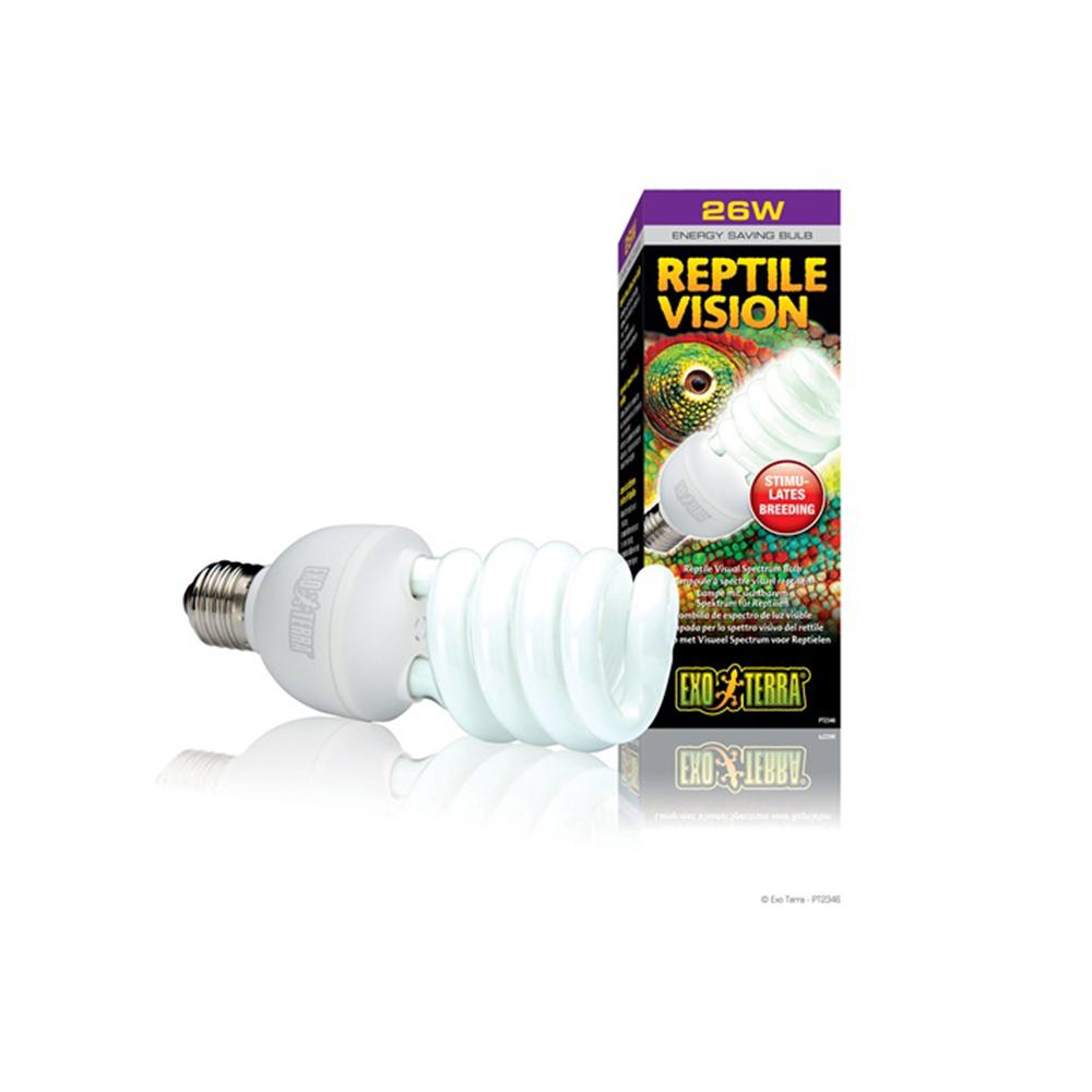 Лампа Hagen EXO TERRA REPTILE VISION Compact 26Вт