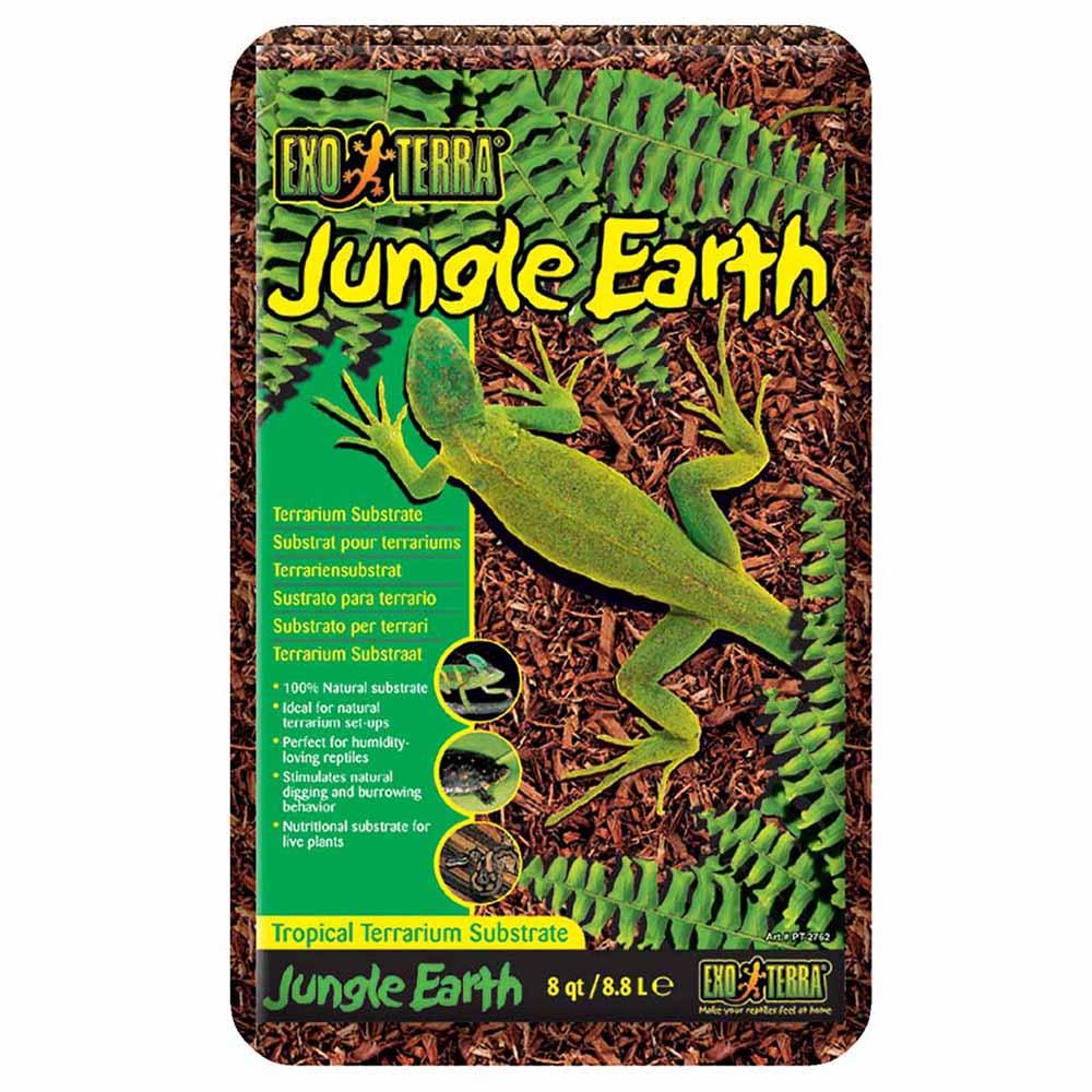 "Субстрат ""лесная земля""  Hagen 8,8 EXO TERRA Jungle Earth"