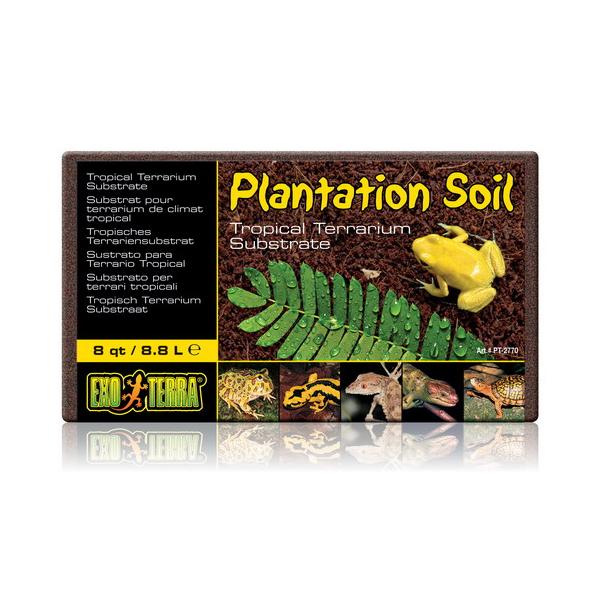 Кокосовая стружка Hagen 550 г. EXO TERRA Plantation Soil