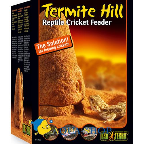 Кормушка для скармливания насекомых Hagen большая EXO TERRA TermitеHill
