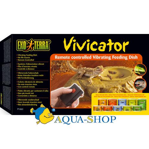 Кормушка для консервированных Hagen насекомых EXO TERRA Vivicator