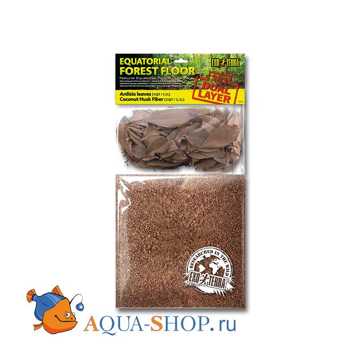 Грунт для террариума Equatorial Forest 4,4л