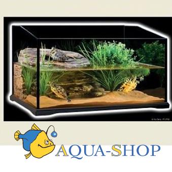 Террариум Hagen для черепах Turtle Terrarium 60*45*30 см