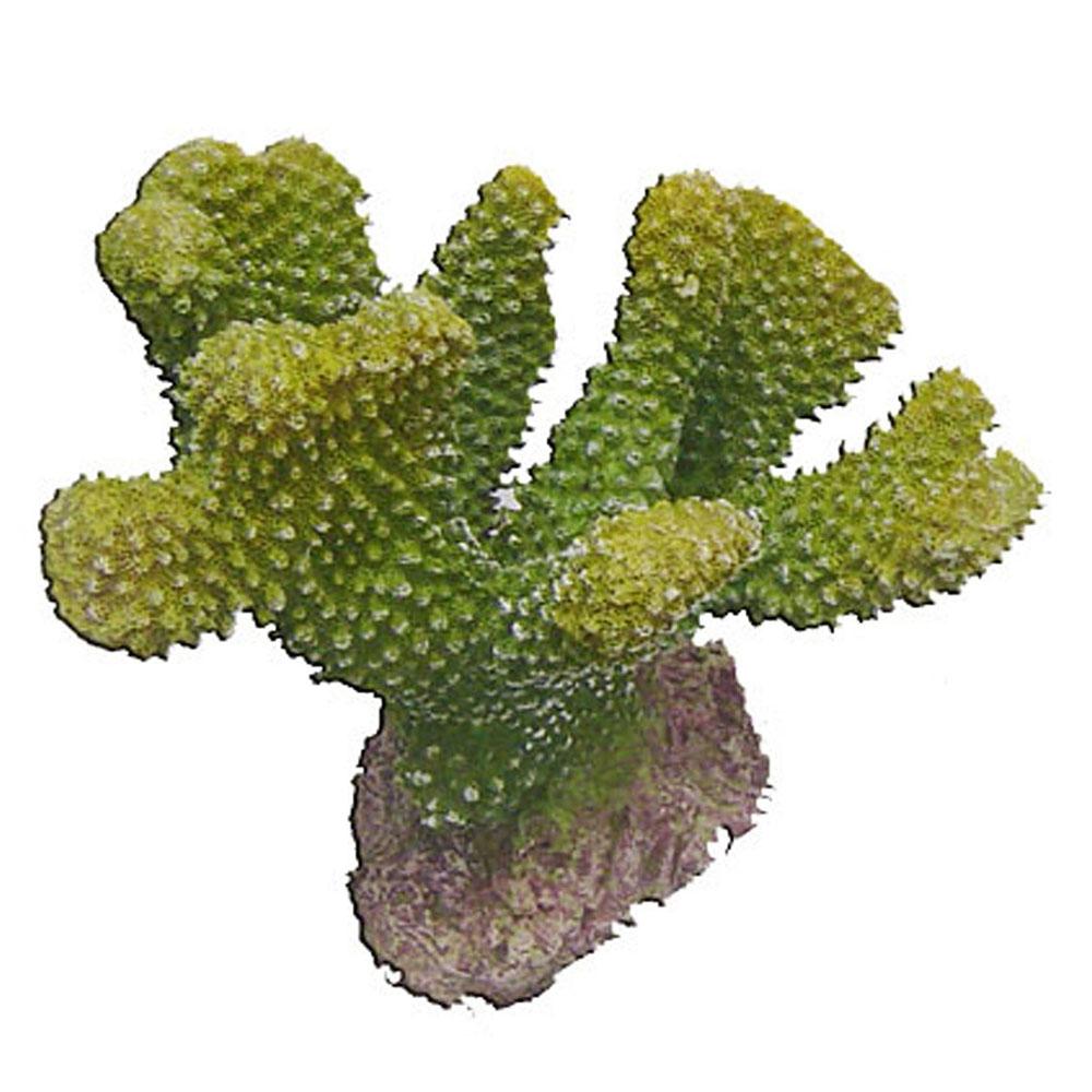 Коралл пластиковый REPLICA LIVE CORAL L170 x W140 x H155мм желтый