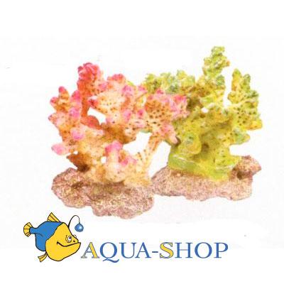 Коралл пластиковый REPLICA LIVE CORAL L120xW80xH140мм
