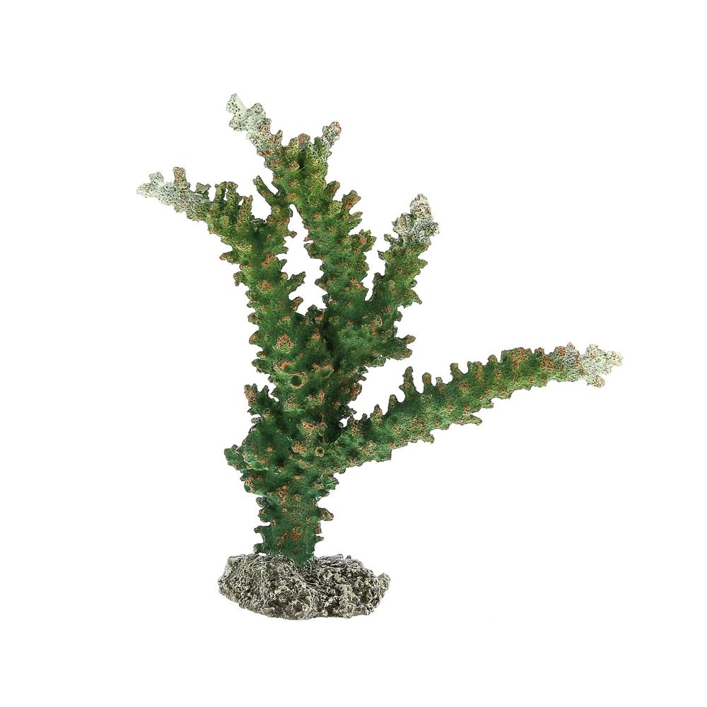 Коралл пластиковый REPLICA LIVE CORAL L270 x W90 x H265 мм зеленый