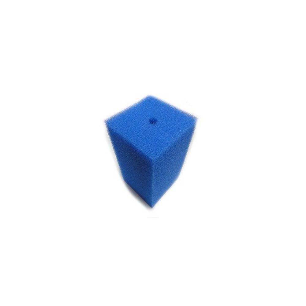 Губка ROOF FOAM фильтрующая пенополиуритановая 200*100*100мм PPI 20 синяя