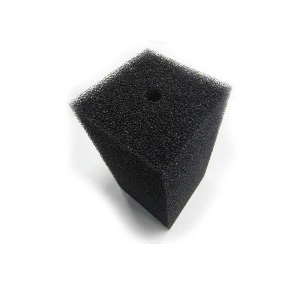 Губка ROOF FOAM фильтрующая пенополиуритановая 200*100*100мм PPI 30 черная