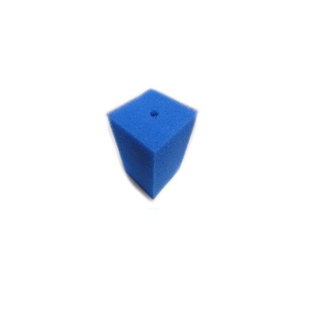 Губка ROOF FOAM фильтрующая пенополиуритановая 200*100*100мм PPI 30 синяя