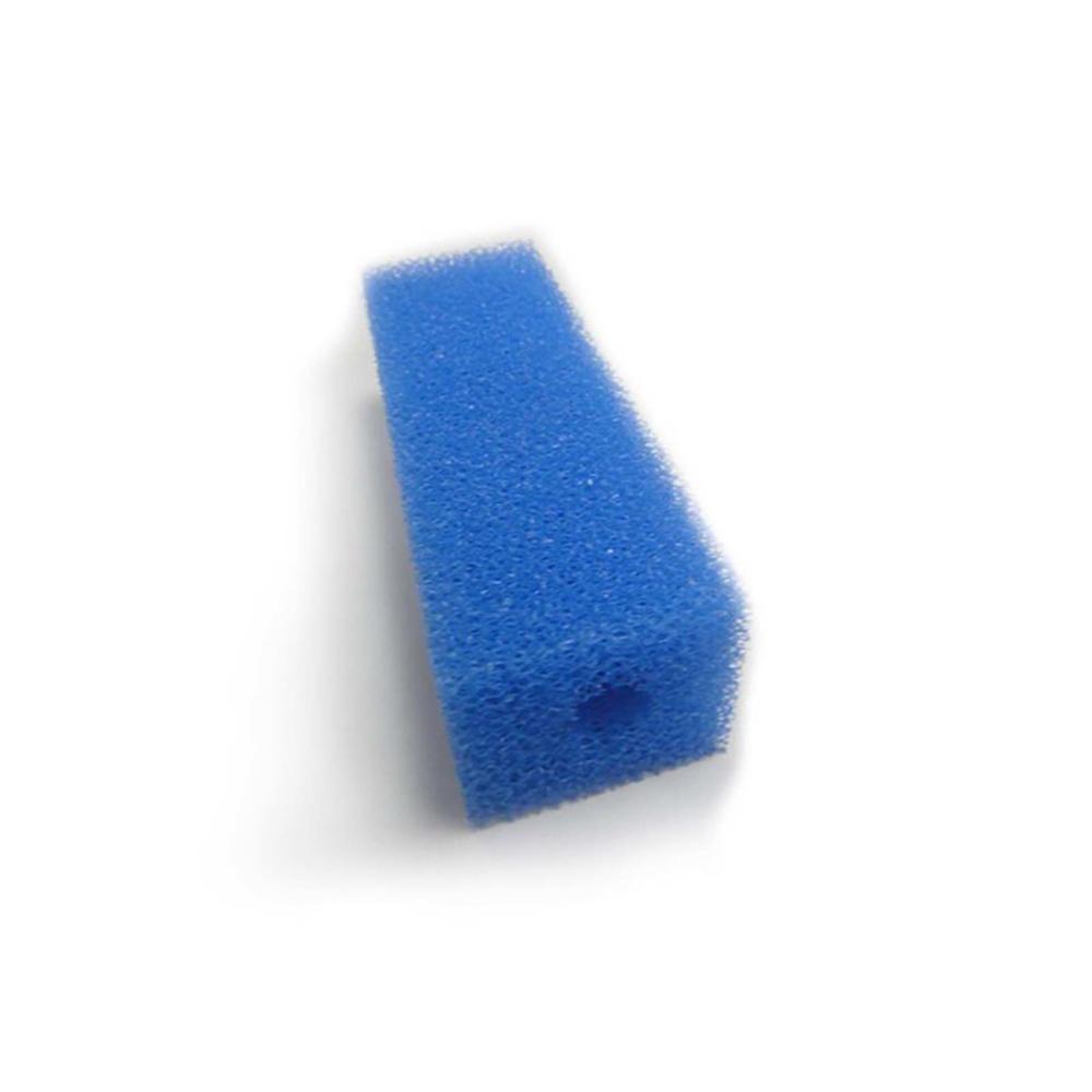 Губка ROOF FOAM фильтрующая пенополиуритановая 300*100*100мм PPI 30 синяя