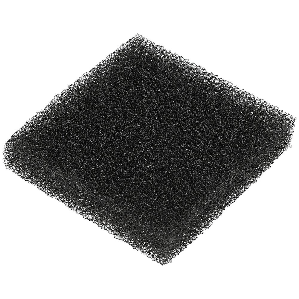 Губка ROOF FOAM фильтрующая пенополиуретановая 50*500*500мм PPI 20 черная