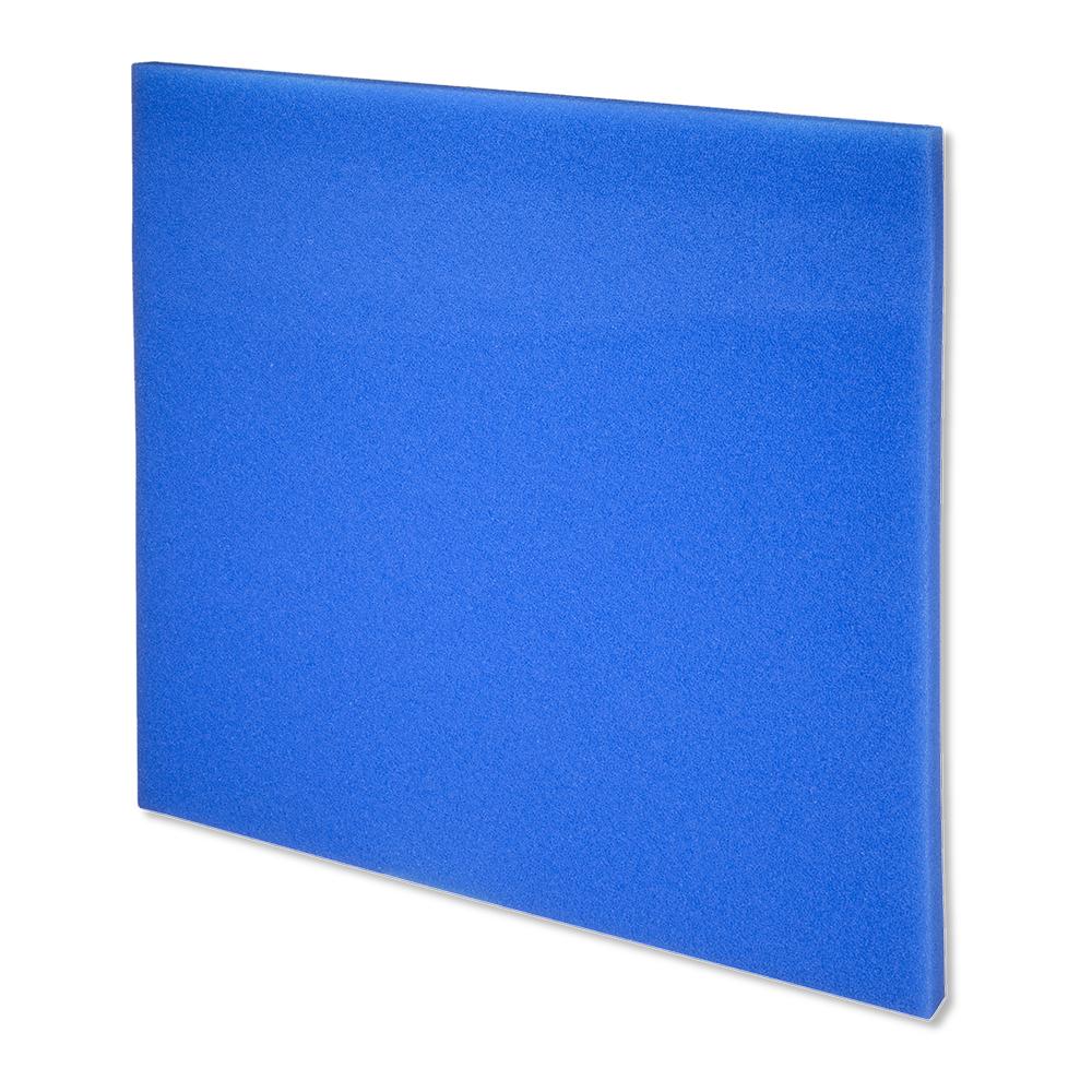 Губка RF тонкой очистки PPI-30 пластина синяя (5*50*50см)
