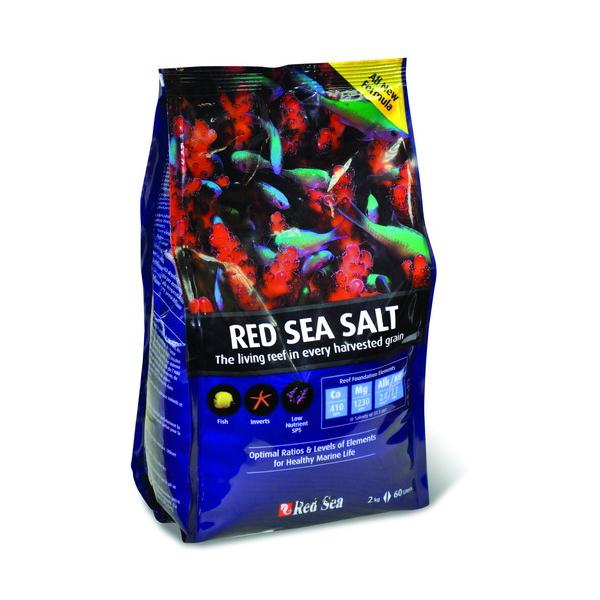 Соль RED SEA 4кг на 120л