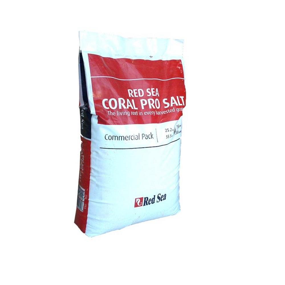 Соль RED SEA CORAL PRO 25кг на 750л эконом мешок