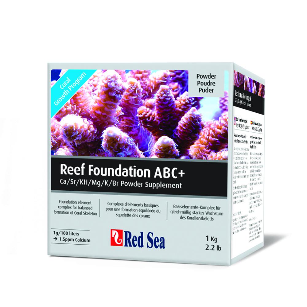 """Добавка Red Sea комплексная для роста кораллов """"Reef Foundation complete"""" 1 кг"""