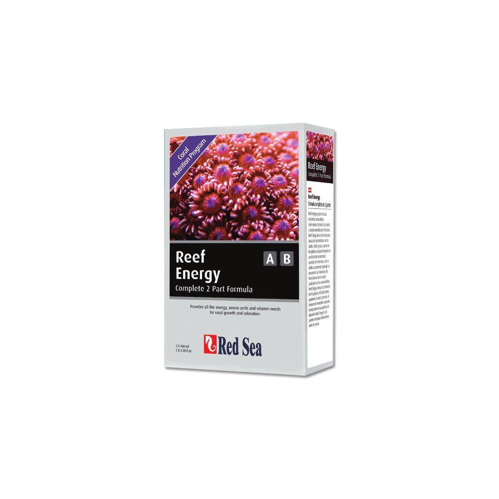 Добавка Red Sea Reef Energe A B 2x100мл