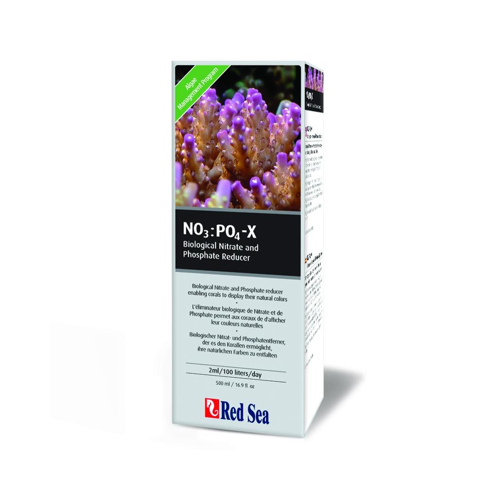 """Средство для удаления нитратов и фосфатов RED SEA """"NO3:PO4-X"""" 1000 мл"""
