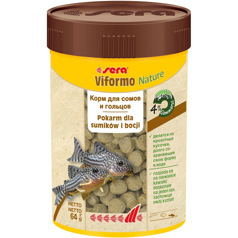 Корм Sera для рыб VIFORMO 100 мл