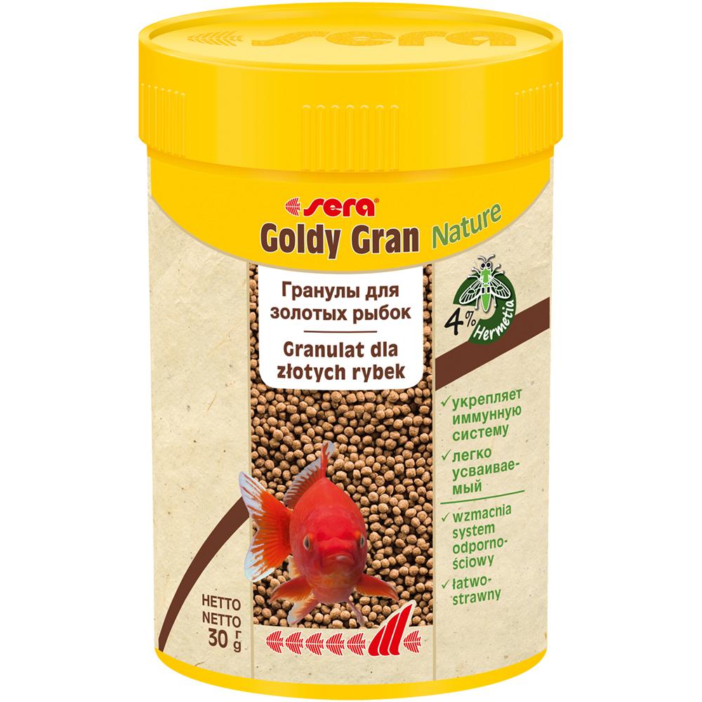 Корм Sera GOLDY Gran 100мл/30г