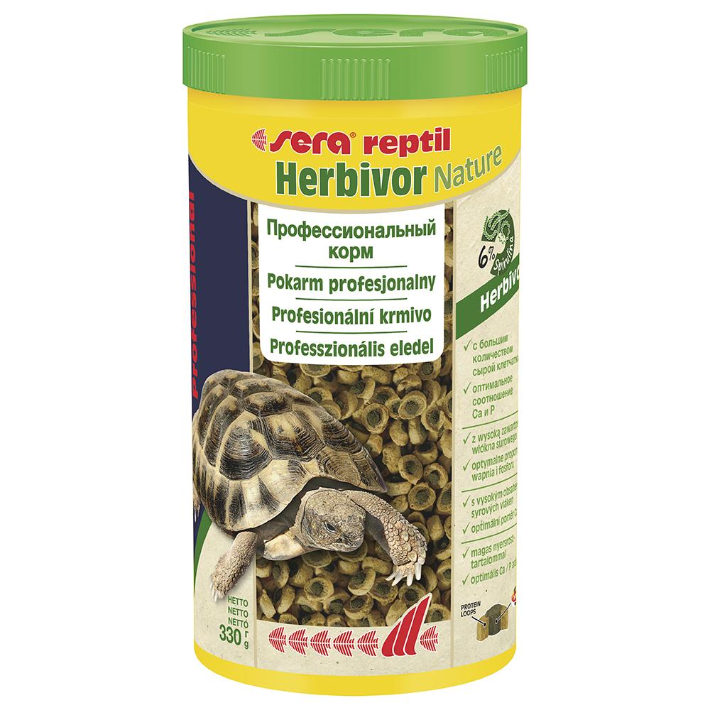 Корм для рептилий Sera Reptil Professional Herbvior 1000мл