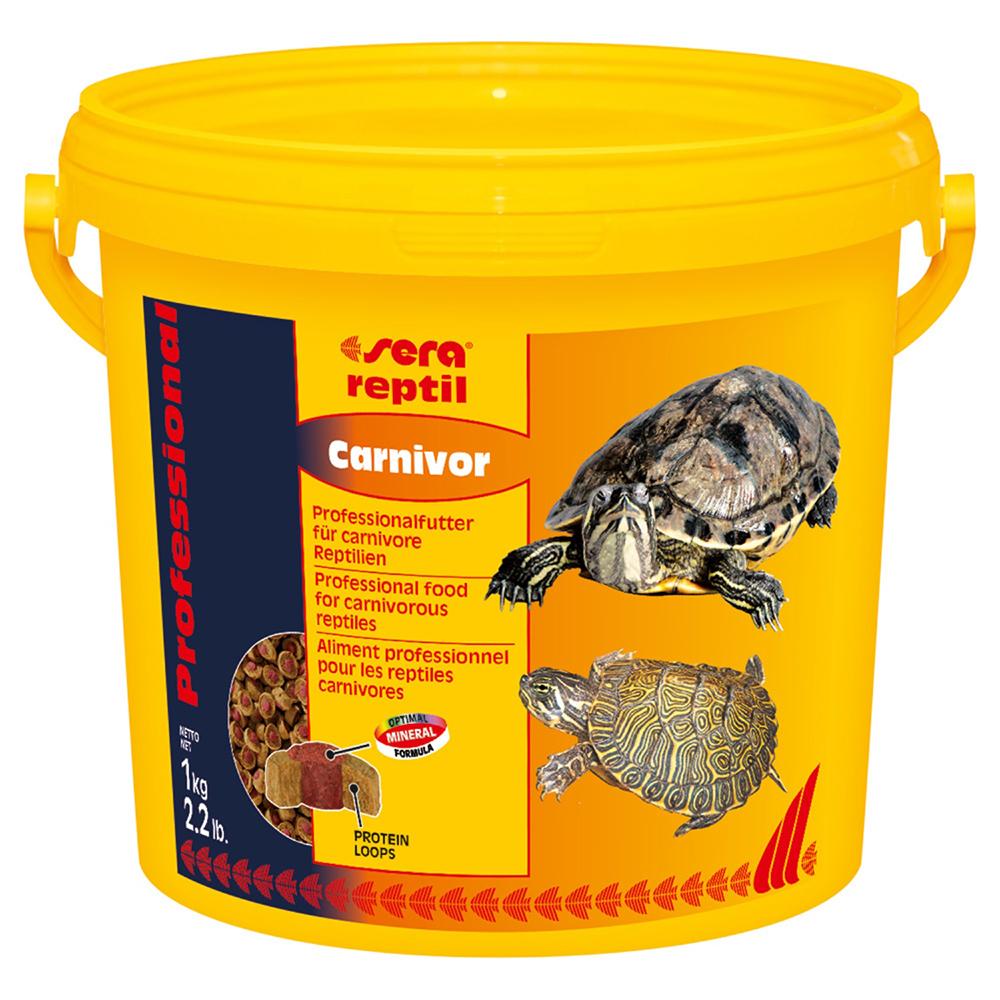Корм для рептилий Sera Reptil Professional Carnivor 3800мл